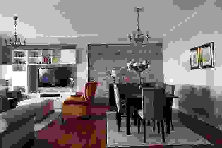 Livings de estilo clásico de Öykü İç Mimarlık Clásico