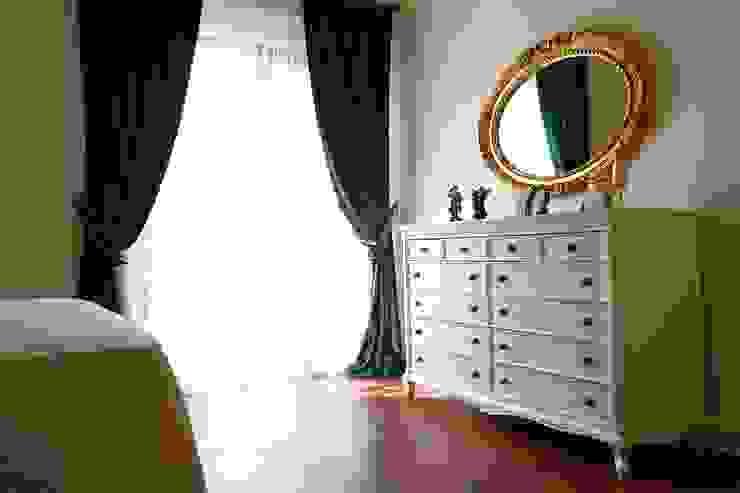 Öykü İç Mimarlık – Akasya Residence 1:  tarz Yatak Odası, Klasik