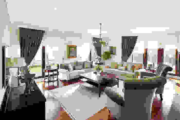 Salon classique par Öykü İç Mimarlık Classique