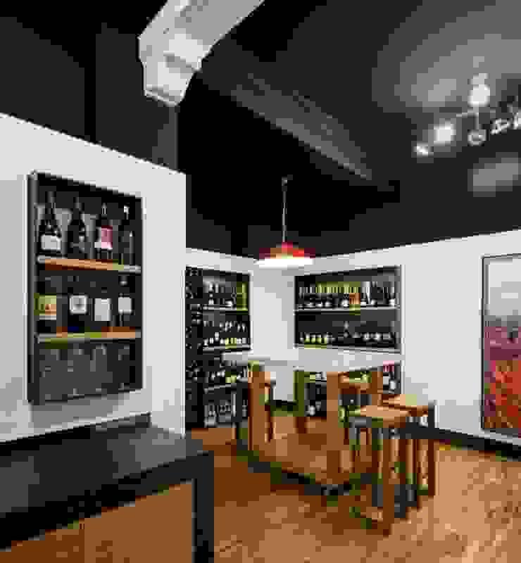 Rufo Iluminación Wine cellar