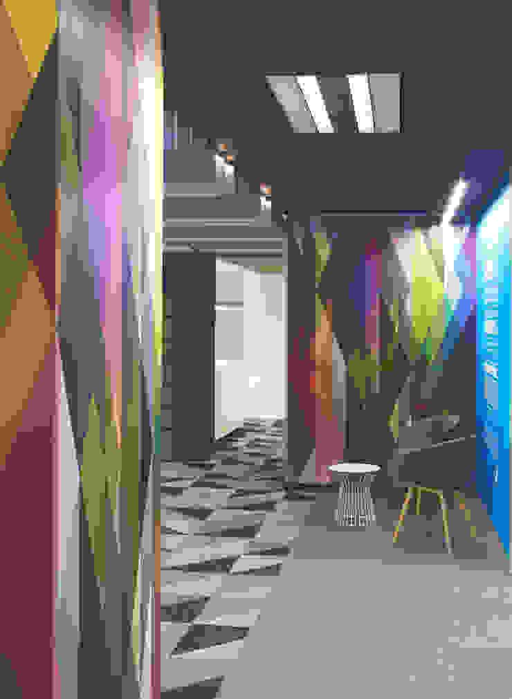 The investors office by Etienne Hanekom Interiors Modern