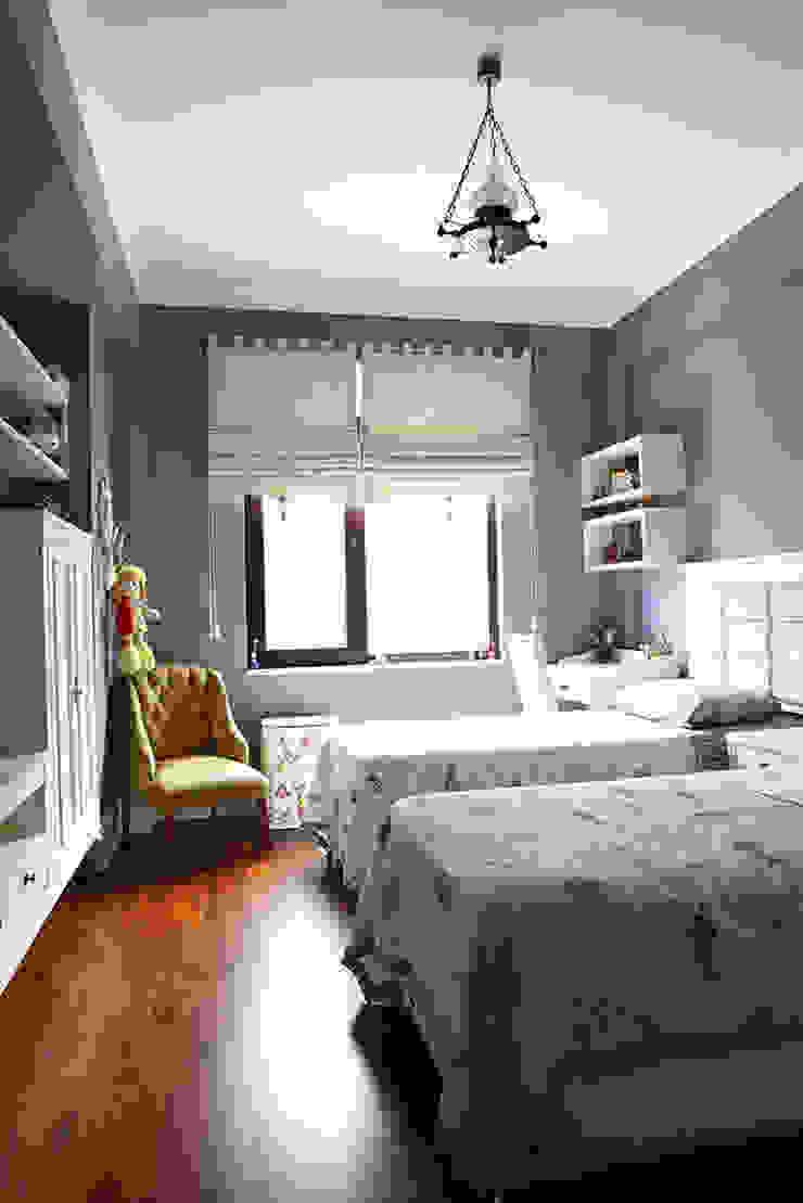 Akasya Residence 2 Klasik Çocuk Odası Öykü İç Mimarlık Klasik