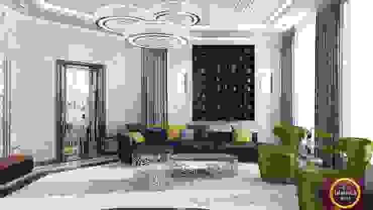 Contemporary interior of Katrina Antonovich by Luxury Antonovich Design Minimalist