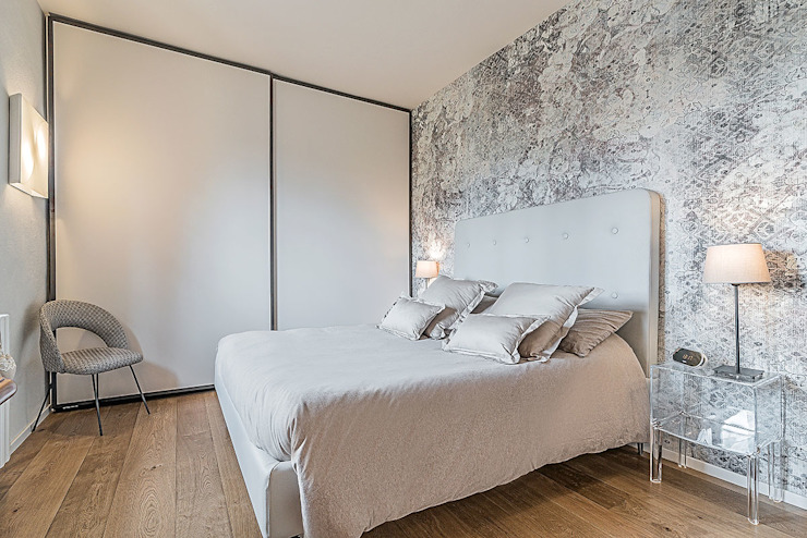 Bedroom by Facile Ristrutturare, Modern