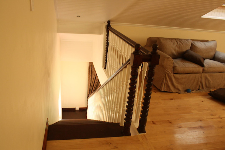 Loft room , staircase and Velux roof windows Classic style bedroom by Loftspace Classic