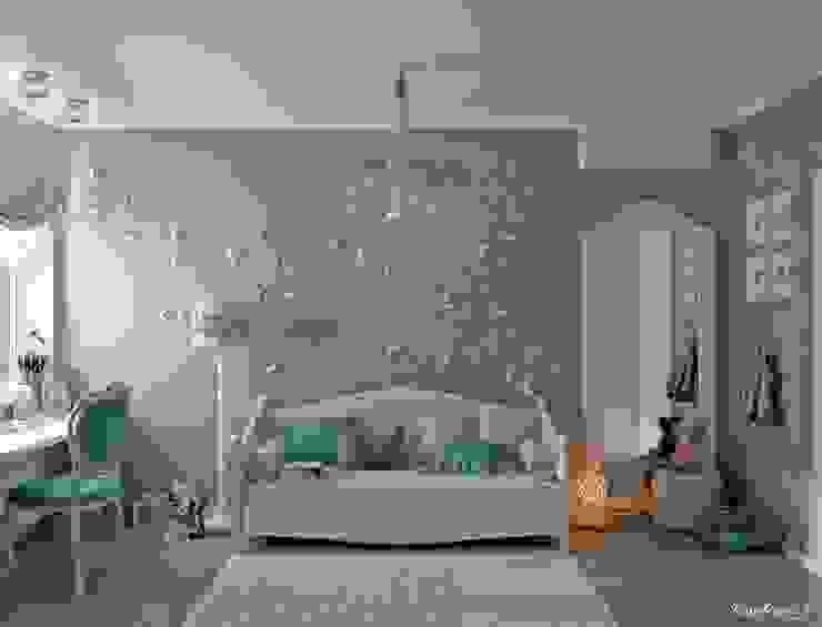 Детские комнаты в . Автор – Natali Vasilinka ,