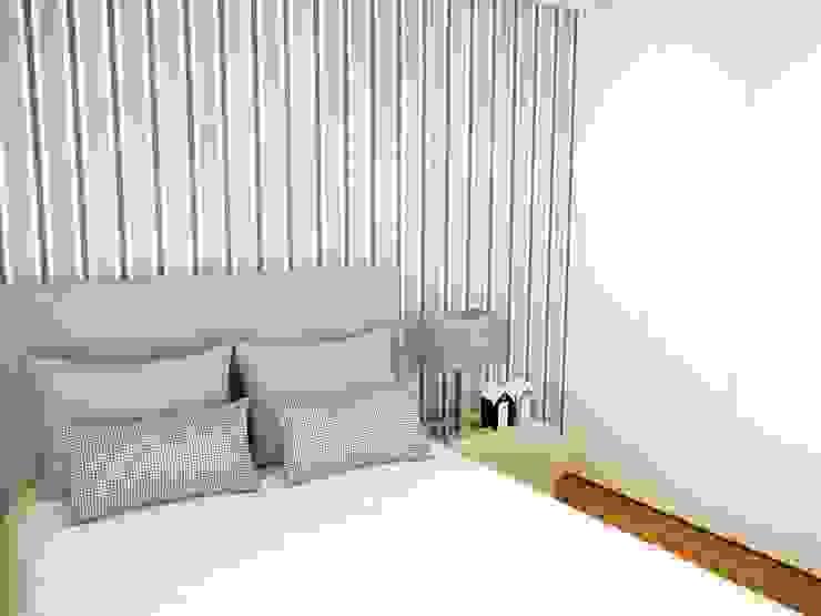 Schlafzimmer von NOZ-MOSCADA INTERIORES, Modern