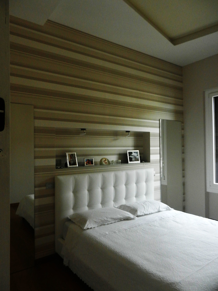 Modern Bedroom by GIOIA Biagio ARCHITETTO Modern