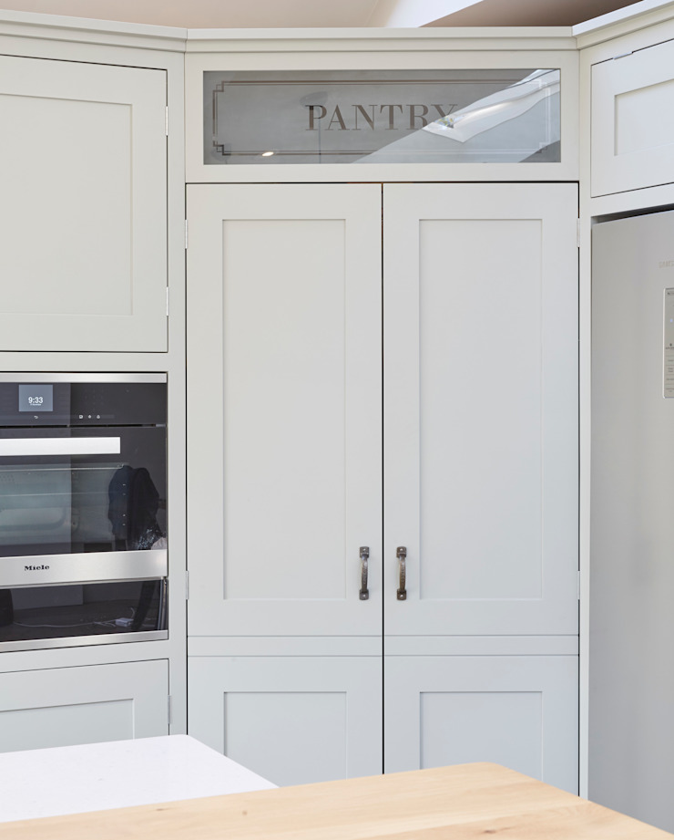 Friern Barnet 1 Laura Gompertz Interiors Ltd Kitchen