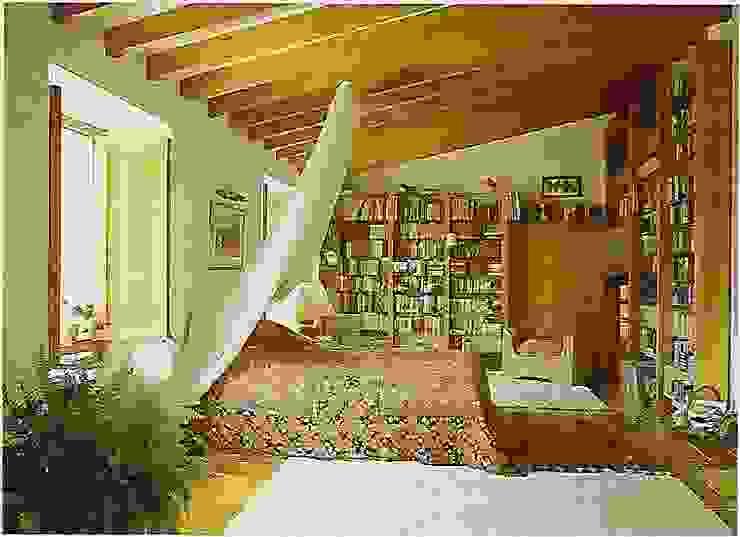 by Tono Vila Architecture & Design Рустiк