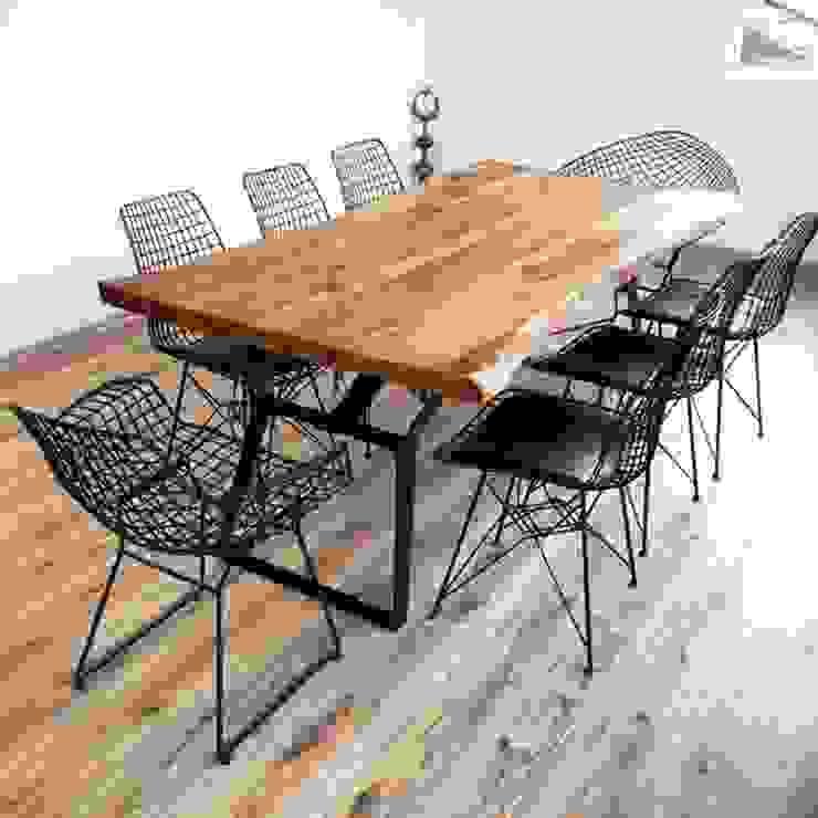 Ceviz Ağaç Masa Mozilya Mobilya Yemek OdasıMasalar Ahşap
