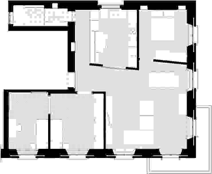 10 planimetrie di case a cui ispirarsi per progettare la for Sito per progettare casa