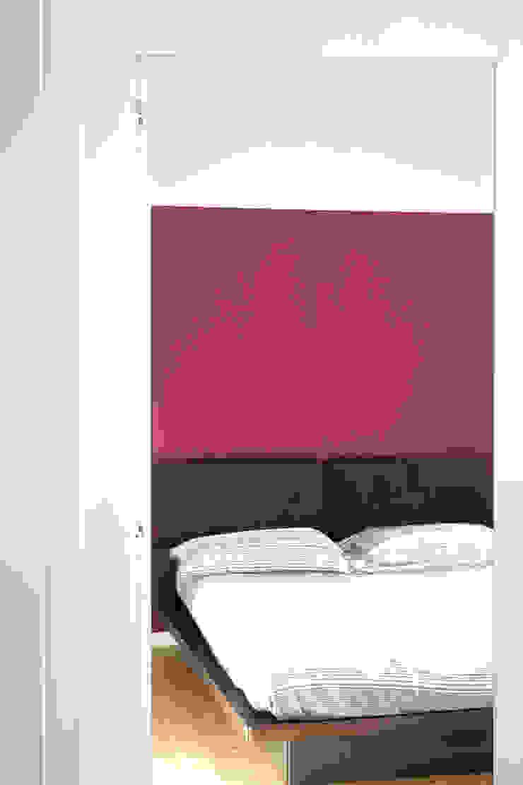 Atelier delle Verdure Eclectic style kitchen Purple/Violet