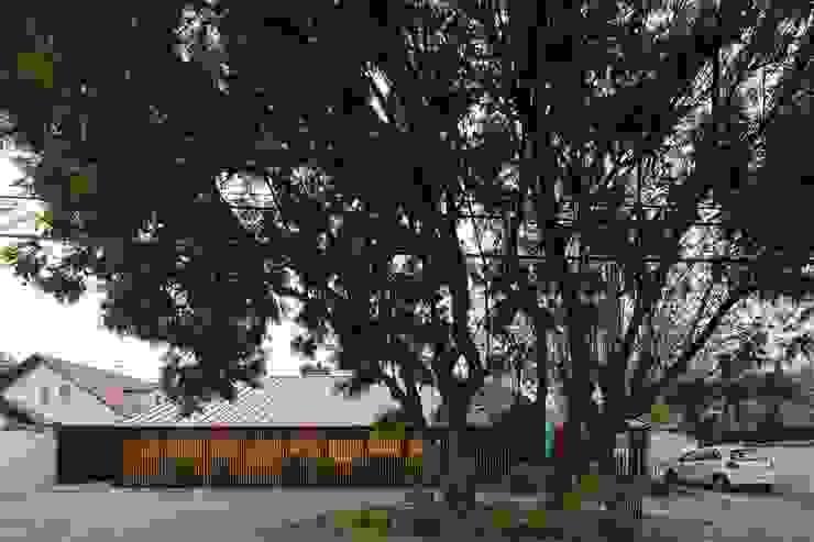 Fachada Casas estilo moderno: ideas, arquitectura e imágenes de GAALGO Arquitectos Moderno