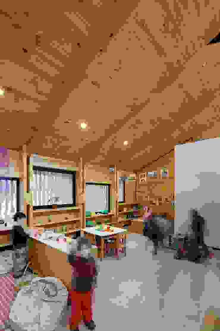 Sala de clases Casas estilo moderno: ideas, arquitectura e imágenes de GAALGO Arquitectos Moderno