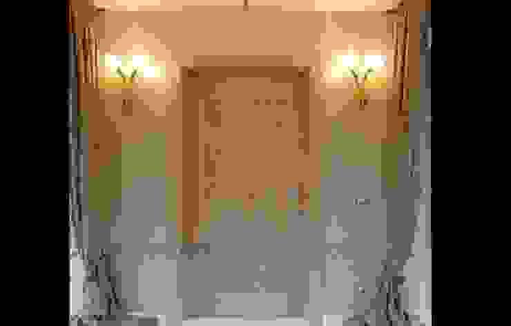 Villa Giriş Kapısı İç Mimar Neslihan Toker Klasik