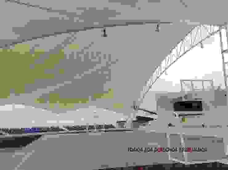 Canchas Deportivas en Puebla de TENSO DISEÑOS MX Moderno