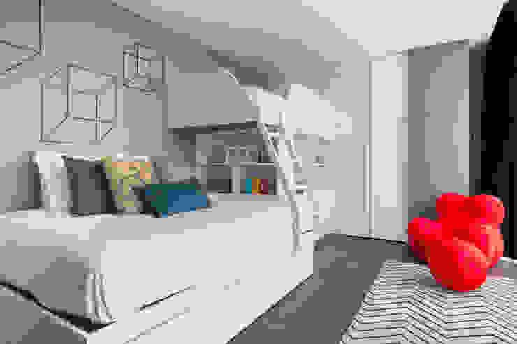 Moderne Kinderzimmer von M+M INTERIORISMO Modern Holz Holznachbildung
