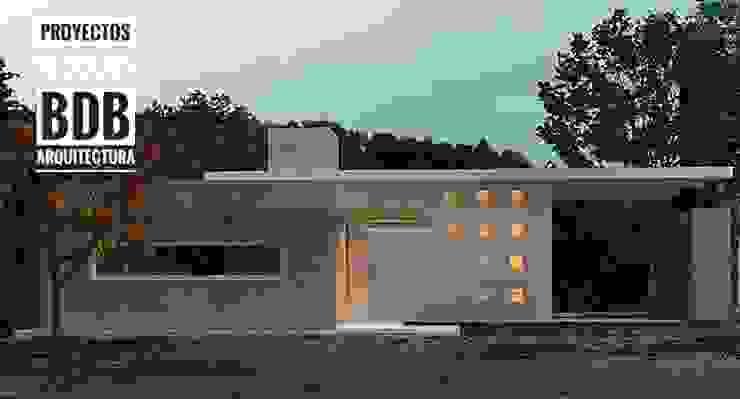 CASA SANTA II de BDB Arquitectura