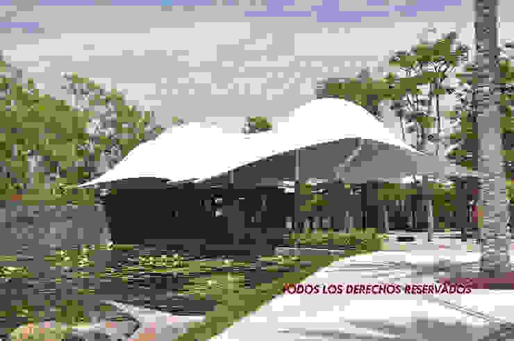 Area de regalos, Jardines de Mexico, Morelos Espacios comerciales de estilo moderno de TENSO DISEÑOS MX Moderno