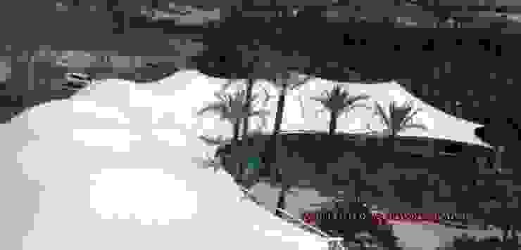 Area infantil, jardines de Mexico, Morelos Espacios comerciales de estilo moderno de TENSO DISEÑOS MX Moderno