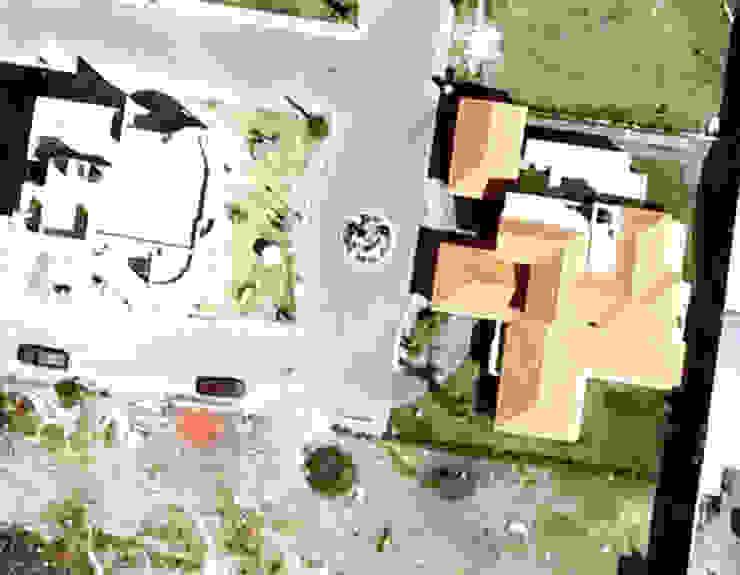 CASA F8 Casas clásicas de SG Huerta Arquitecto Cancun Clásico Ladrillos