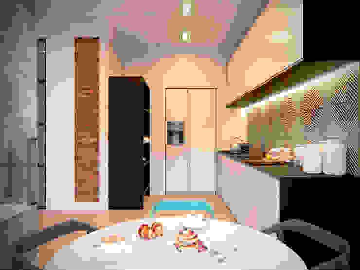 مطبخ تنفيذ Happy Design, إسكندينافي