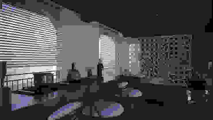 Vista Barra Cocina Cocinas rurales de V Arquitectura Rural