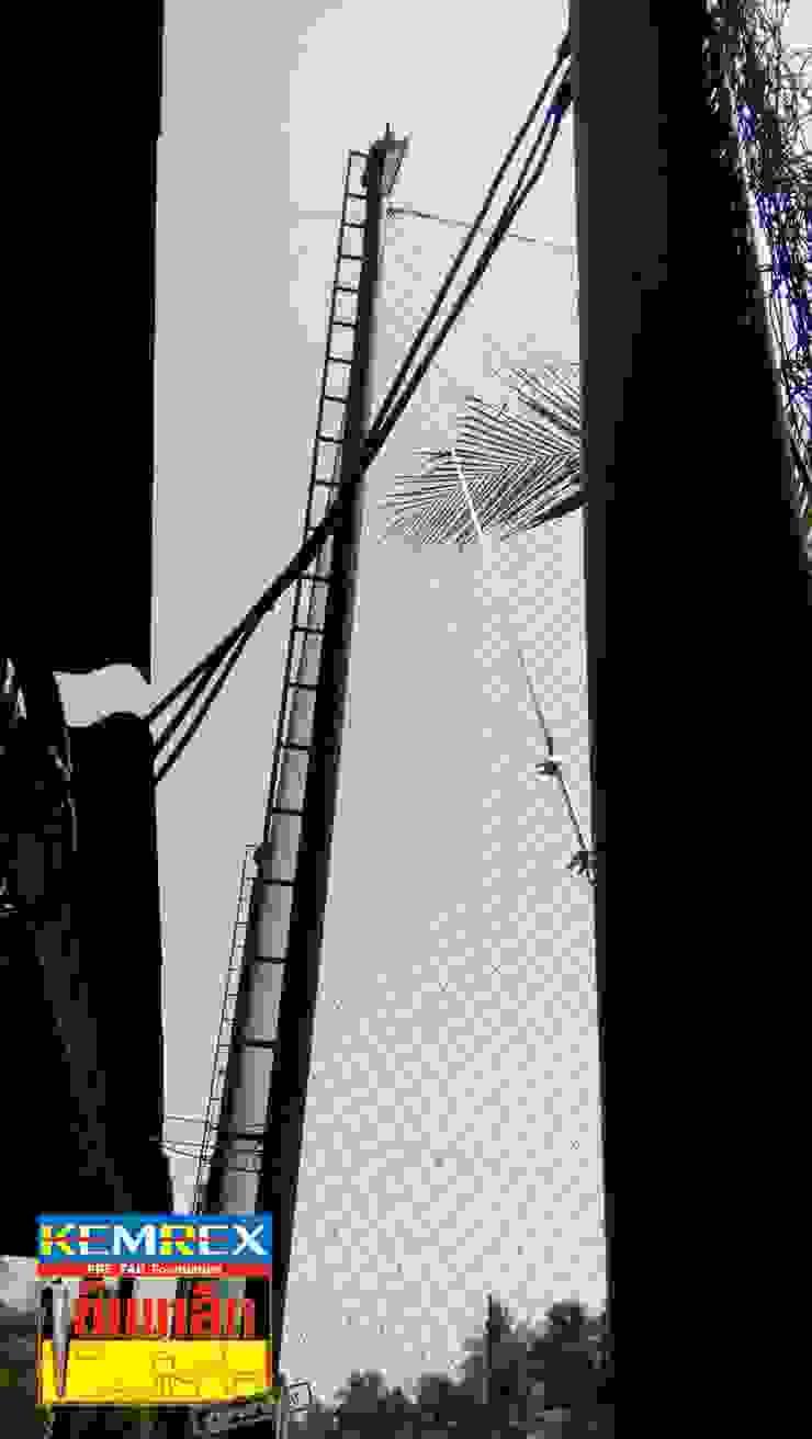 ฐานรากยึดสลิงดึงเสาสนามฟุตบอล คุณนิธิวัชร์ โดย บริษัทเข็มเหล็ก จำกัด