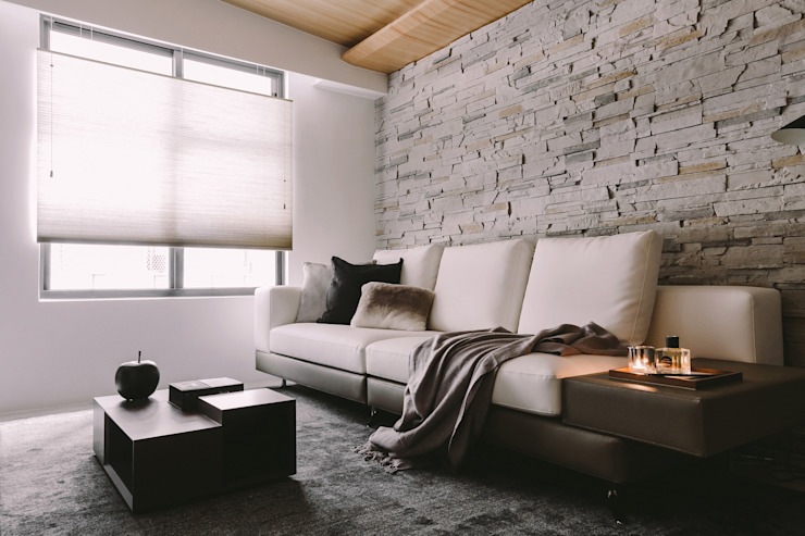 客廳 根據 澄穆空間設計 北歐風