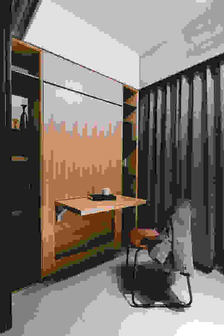 書房 根據 澄穆空間設計 北歐風