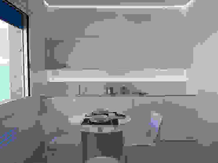 Cocinas de estilo minimalista de Giemmecontract srl. Minimalista