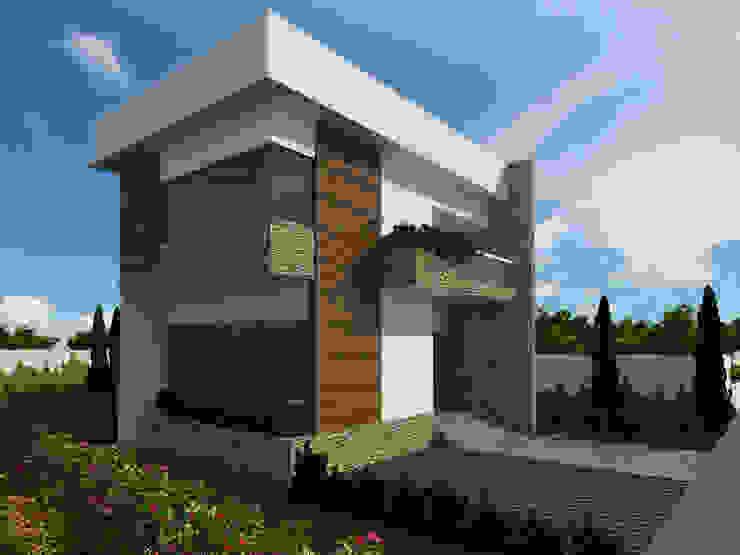 Dedetizadora Alvaro Camiña Arquitetura e Urbanismo Moderne Häuser