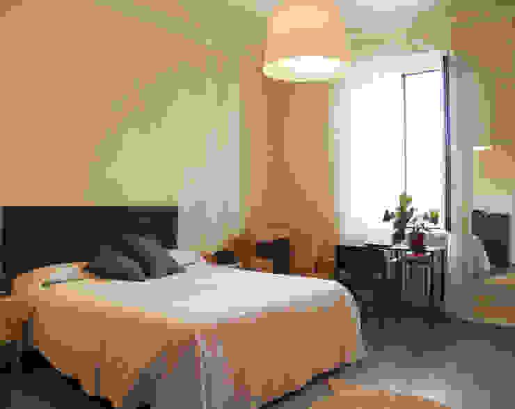 ArchEnjoy Studio Scandinavian style bedroom