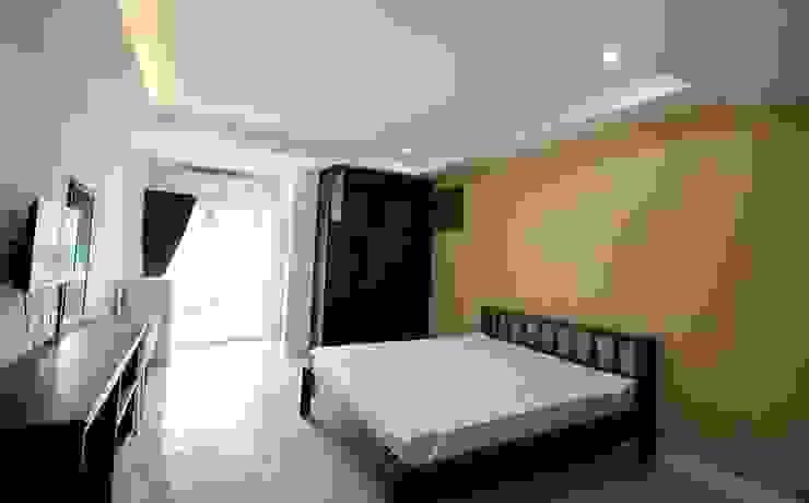PP Apartment โดย นาครา บ้านและตกแต่ง