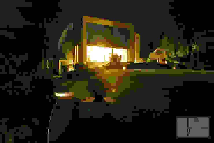 Maisons modernes par Архитектурная Мастерская Георгия Пряничникова Moderne
