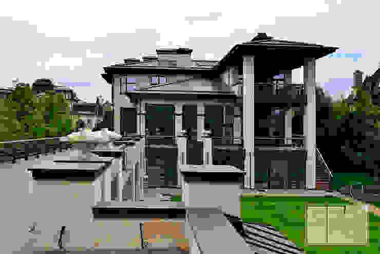 Modern houses by Архитектурная Мастерская Георгия Пряничникова Modern