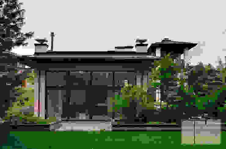 Classic style houses by Архитектурная Мастерская Георгия Пряничникова Classic