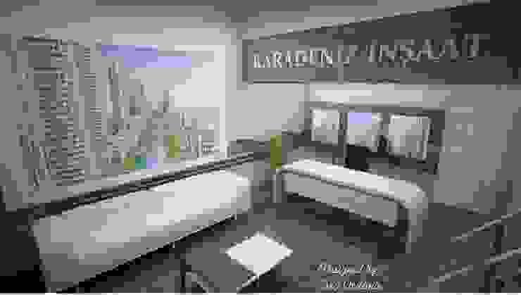 KARADENİZ İNŞAAT OFİS TASARIMI Archimed İç Mimarlık ve Danışmanlık Hizmetleri Ticaret Ltd. Şti. Ofis Alanları