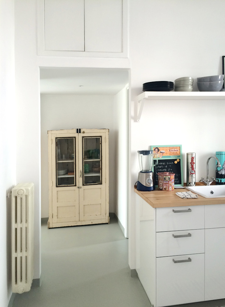 ArchEnjoy Studio Kitchen Concrete Grey