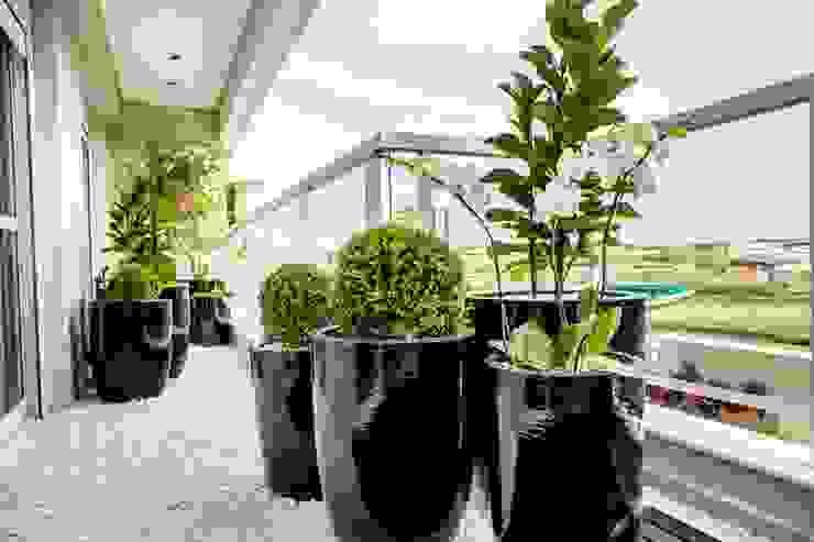 Felipe Mascarenhas Paisagismo Jardines de estilo moderno