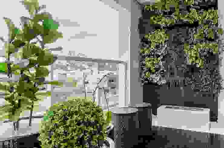 Jardines de estilo moderno de Felipe Mascarenhas Paisagismo Moderno