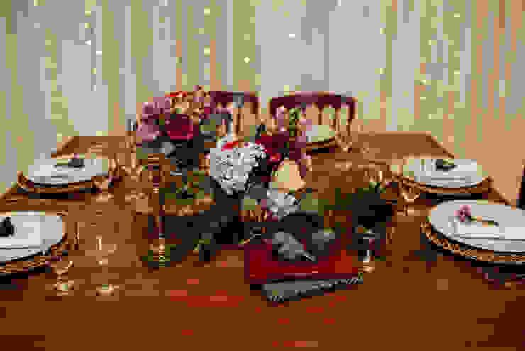 Mesa para Noivos por Cena De.Coração Campestre