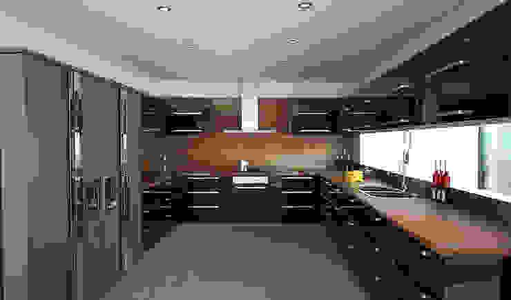 Cocina Cocinas de estilo moderno de Vivian Dembo Arquitectura Moderno