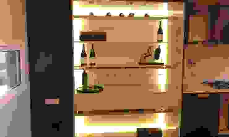Vivienda PG, Neuquén Bodegas de vino modernas: Ideas, imágenes y decoración de ARKIZA Moderno