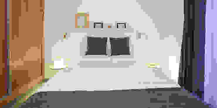 Bedroom by DIKA estudio,