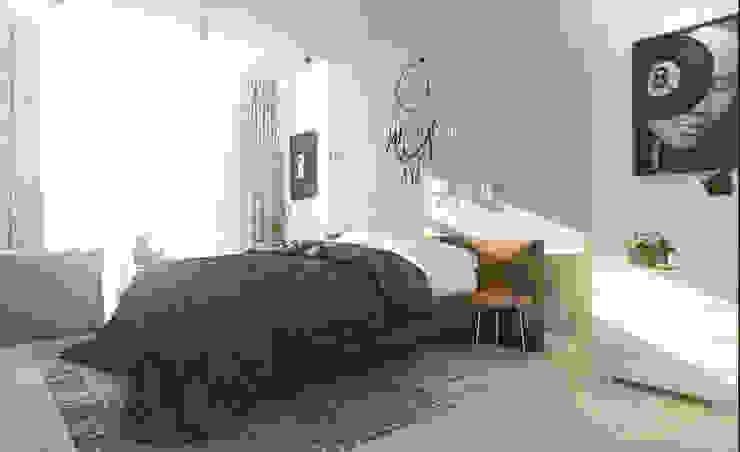 needsomespace Minimalist bedroom