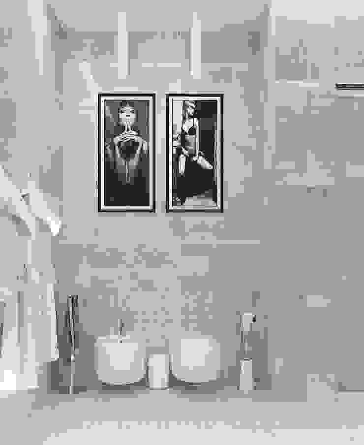 needsomespace Minimalist style bathroom