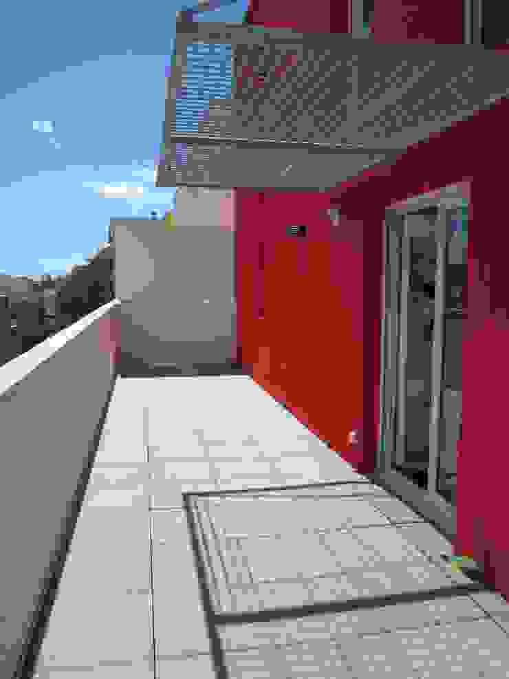 Une terrasse en ville de 25 m2 par Les Jardins de Marion