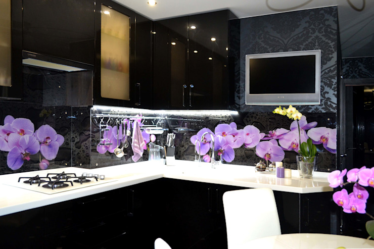 AM Design Eclectic style kitchen